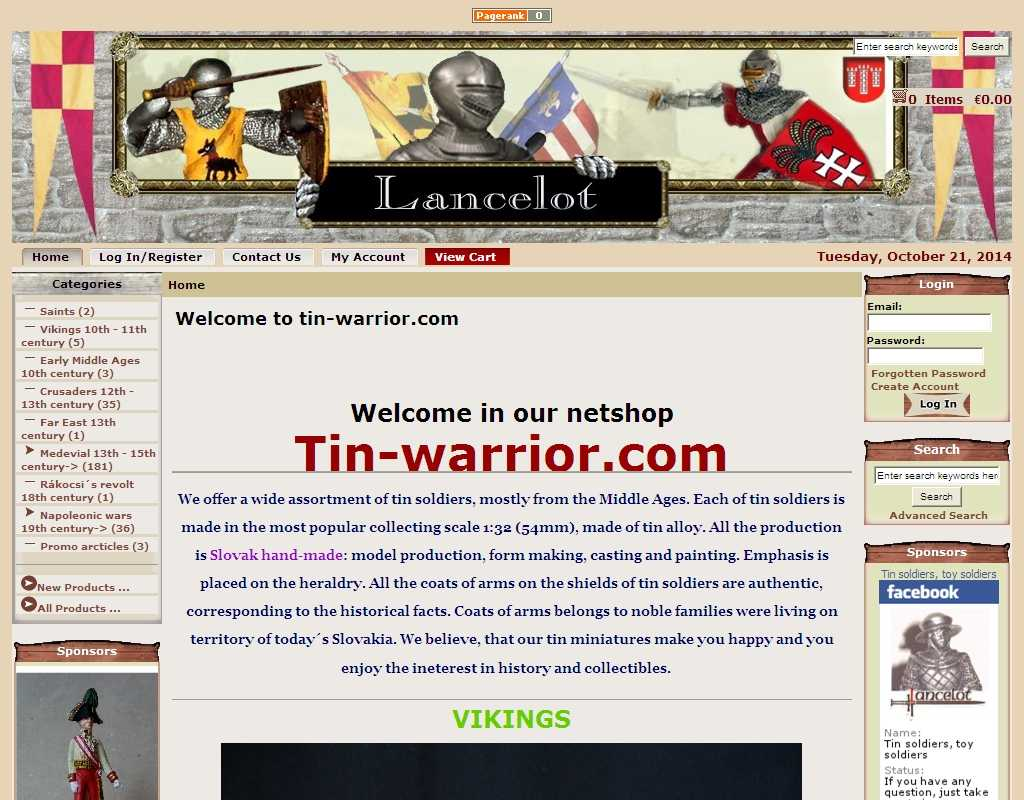 tin-warrior.com
